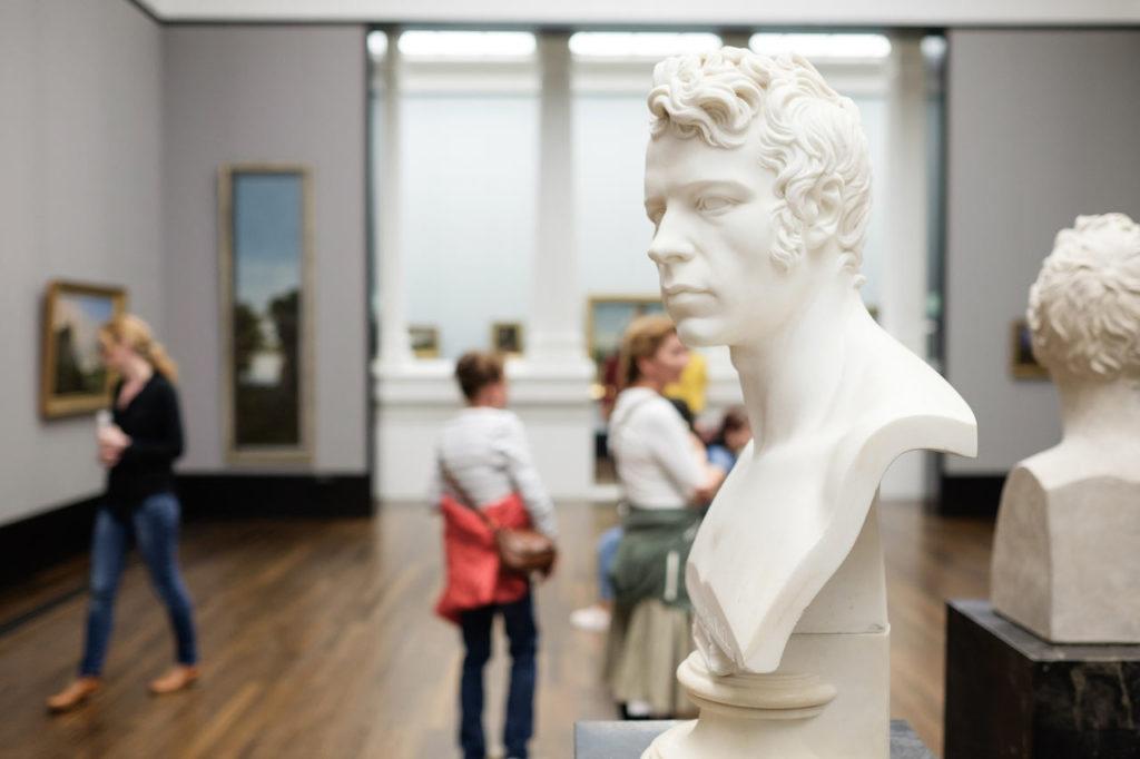 Alte Nationalgalerie Berlin Ancienne Galerie Nationale