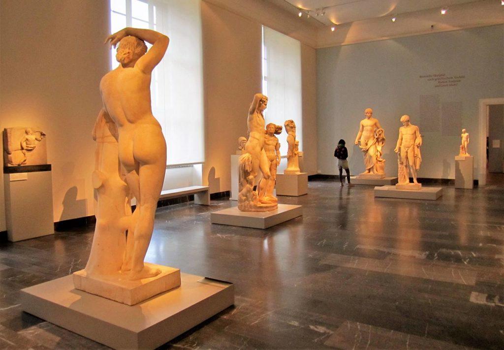 Altes Museum Ancien Musée Berlin