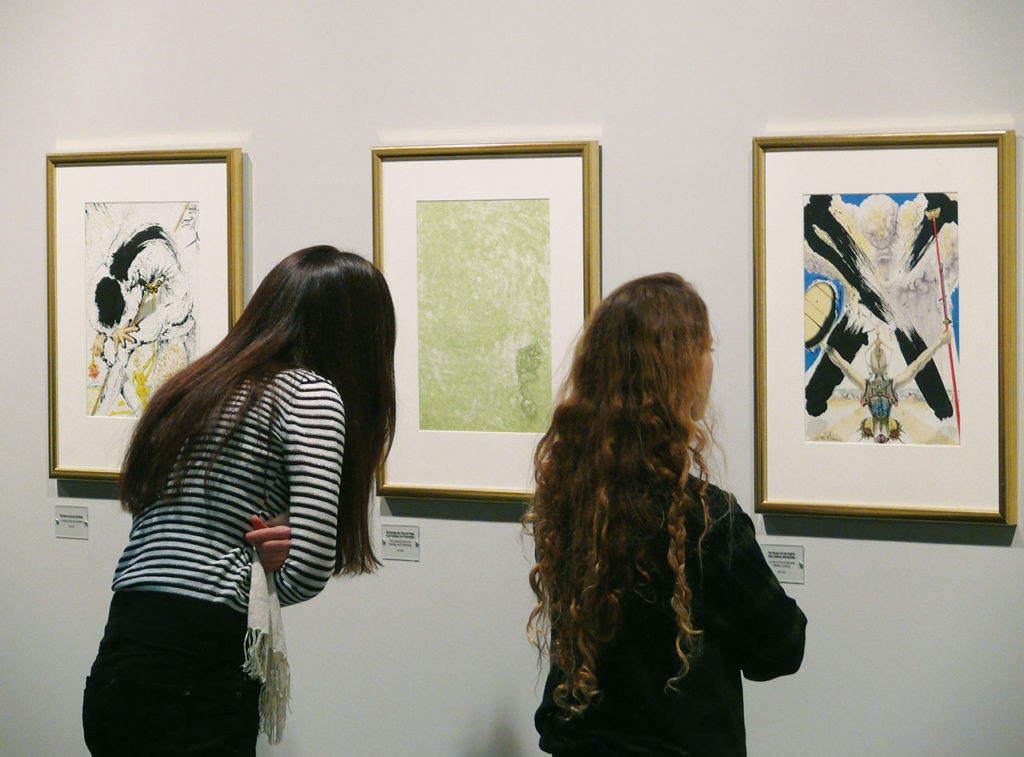 Exposition Dali Berlin