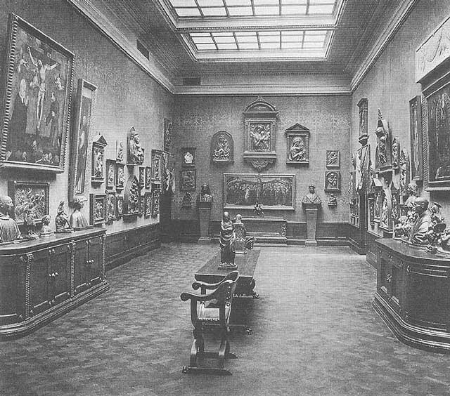 Musée Bode Museum à Berlin