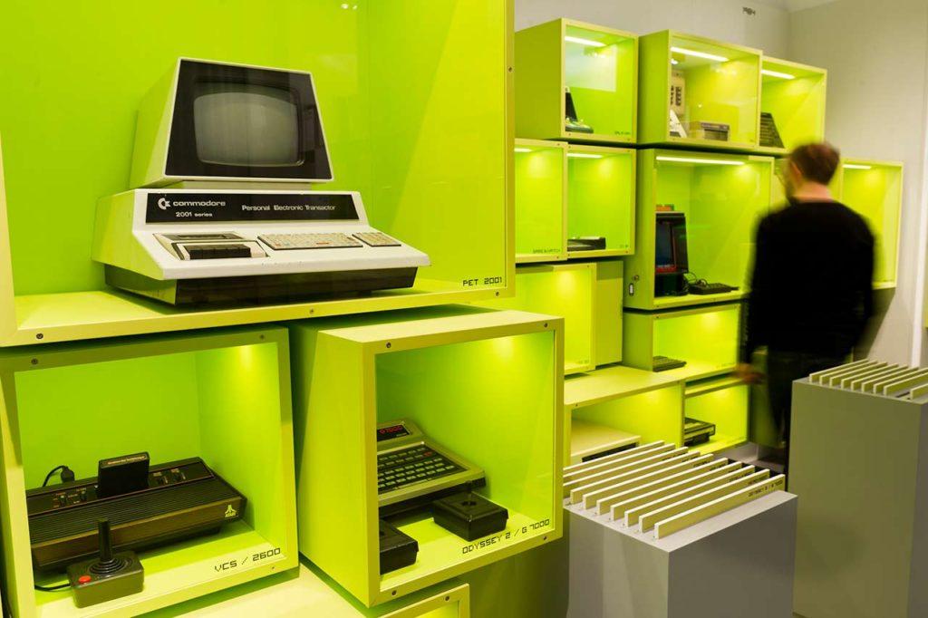Musée du Jeu Vidéo Berlin Computerspielemuseum