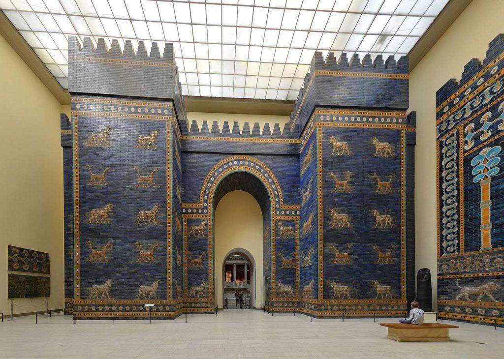 Pergamonmuseum Musée de Pergame Berlin