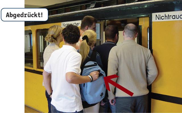 Pickpockets à Berlin